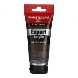 75ml - Amsterdam Expert Acrylic - Burnt umber - Series 2