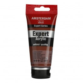75ml - Amsterdam Expert Acrylic - Burnt sienna - Series 2