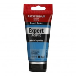 75ml - Amsterdam Expert Acrylic - Turquoise blue - Series 2