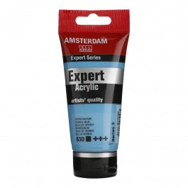 75ml - Amsterdam Expert Acrylic - Sevres blue - Series 3