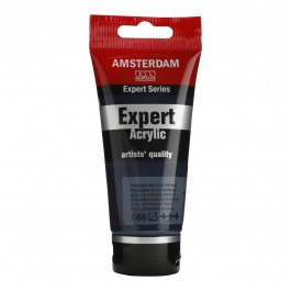 75ml - Amsterdam Expert Acrylic - Prussian blue (phthalo pigment) - Series 3