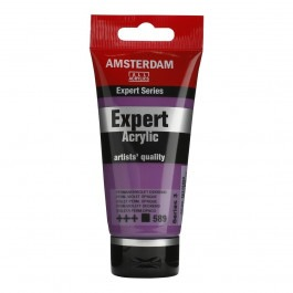 75ml - Amsterdam Expert Acrylic - Permanent violet opaque - Series 3