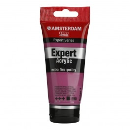 75ml - Amsterdam Expert Acrylic - Permanent red violet opaque - Series 3