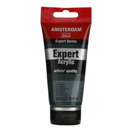 75ml - Amsterdam Expert Acrylic - Sap green - Series 2