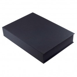 Archival Storage Box -  Black