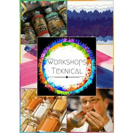 Art Workshop Teknical DUNDEE (2 sessions)