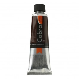 150ml - Cobra Artist Watermixable Oil - Series 2 - Burnt umber