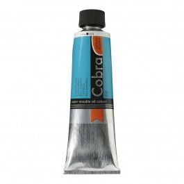 150ml - Cobra Artist Watermixable Oil - Series 3 - Turquoise blue