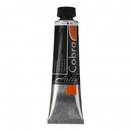 40ml - Cobra Artist Watermixable Oil - Series 1 - Ivory black