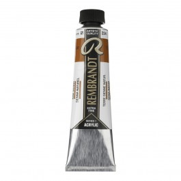 40ml - Rembrandt Acrylic - Raw sienna - Series 1