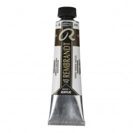 40ml - Rembrandt Acrylic - Raw umber - Series 1