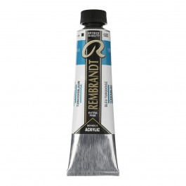 40ml - Rembrandt Acrylic - Turquoise blue - Series 2