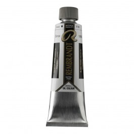 150ml - Rembrandt Oil - Titanium white (linseed oil) - Series 1