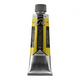 150ml - Rembrandt Oil - Permanent lemon yellow - Series 3