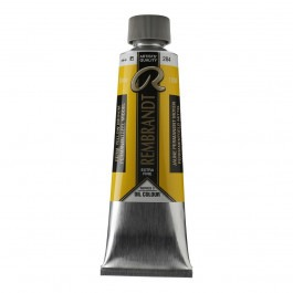 150ml - Rembrandt Oil - Permanent yellow medium - Series 3