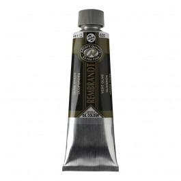 150ml - Rembrandt Oil - Olive green - Series 2
