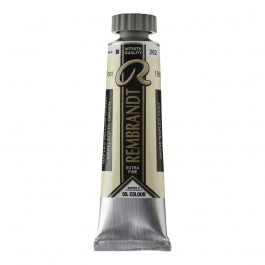 15ml - Rembrandt Oil - Naples yellow green - Series 2