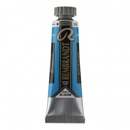 15ml - Rembrandt Oil - Sevres blue - Series 3