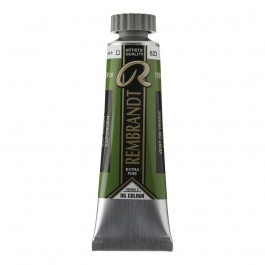 15ml - Rembrandt Oil - Sap green - Series 2