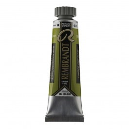 15ml - Rembrandt Oil - Cinnabar green light - Series 2