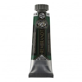 15ml - Rembrandt Oil - Cinnabar green deep - Series 2