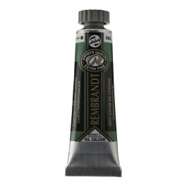 15ml - Rembrandt Oil - Chromium oxide green - Series 3