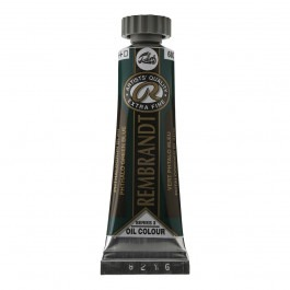 15ml - Rembrandt Oil - Phthalo green blue - Series 3