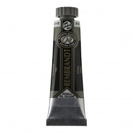 15ml - Rembrandt Oil - Pewter - Series 3