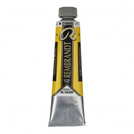 40ml - Rembrandt Oil - Cadmium yellow medium - Series 4