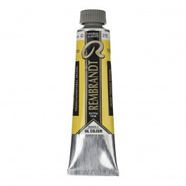 40ml - Rembrandt Oil - Transparent yellow medium - Series 3