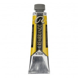 40ml - Rembrandt Oil - Permanent yellow medium - Series 3