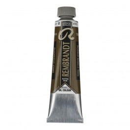 40ml - Rembrandt Oil - Greenish umber - Series 1