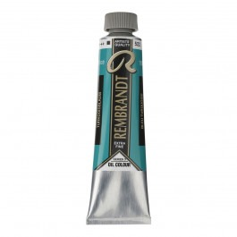 40ml - Rembrandt Oil - Turquoise blue - Series 3