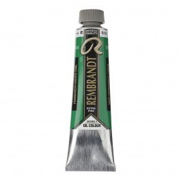 40ml - Rembrandt Oil - Permanent green deep - Series 3