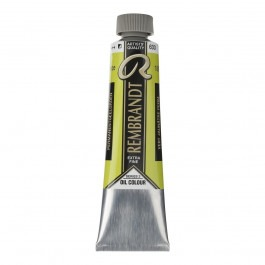 40ml - Rembrandt Oil - Permanent yellow green - Series 3