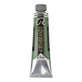40ml - Rembrandt Oil - Chromium oxide green - Series 3
