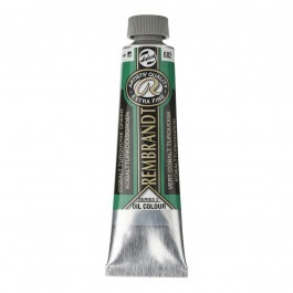 40ml - Rembrandt Oil - Cobalt turquoise green - Series 5