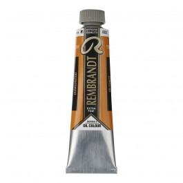 40ml - Rembrandt Oil - Deep gold - Series 3