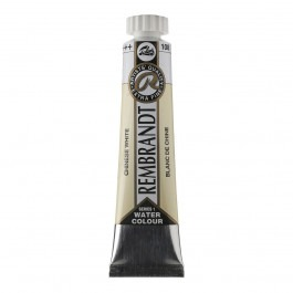 20ml - Rembrandt Watercolour - Chinese white - Series 1