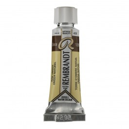 5ml - Rembrandt Watercolour - Raw umber - Series 1