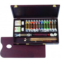 THE  PROFESSIONAL REMBRANDT OIL SET