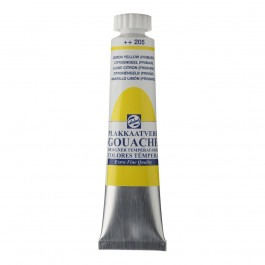 Lemon yellow - (primary) Designers Gouache TUBE 20ml