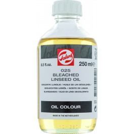 LINSEED OIL BLEACHED 250ml