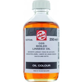 LINSEED OIL BOILED 250ml