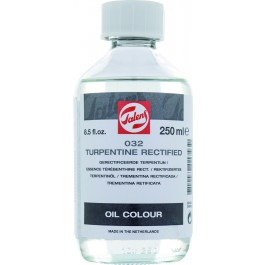 RECTIFIED TURPENTINE 250ml